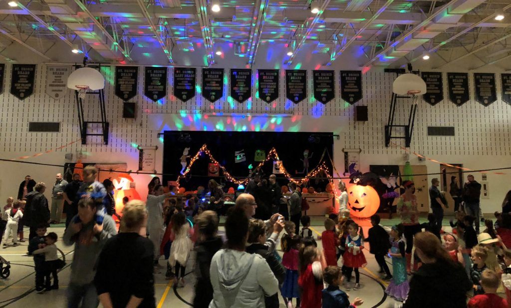 Hallowe'en @ St. Brigid School