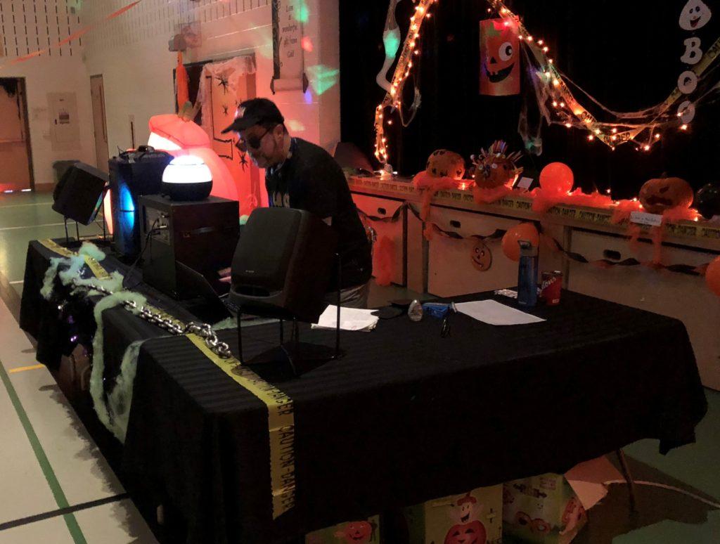 DJ Mac in ACTION!